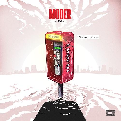 """""""Ci sentiamo poi"""" e' il nuovo album di Moder"""