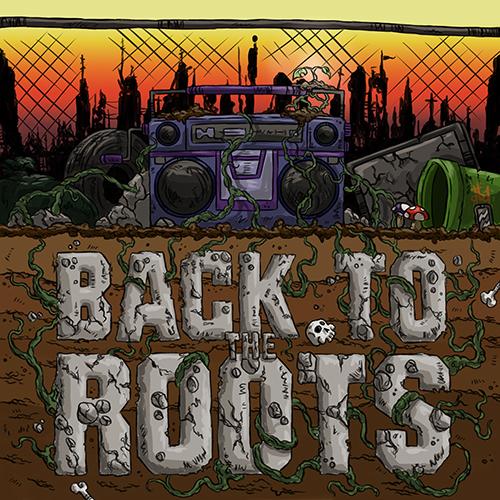 Il collettivo romano Back To The Roots pubblica il suo primo disco