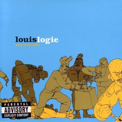 Louis Logic – Sin-A-Matic