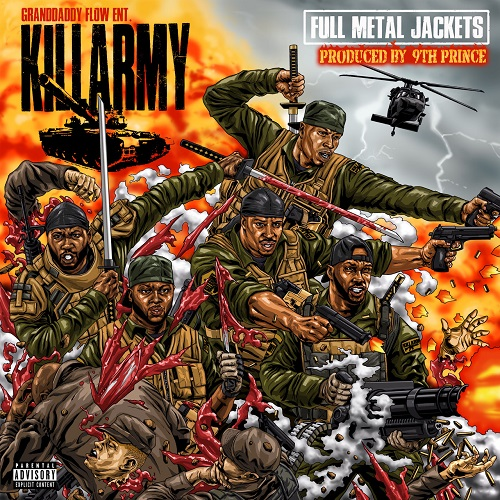"I Killarmy pubblicano ""Full Metal Jackets"""