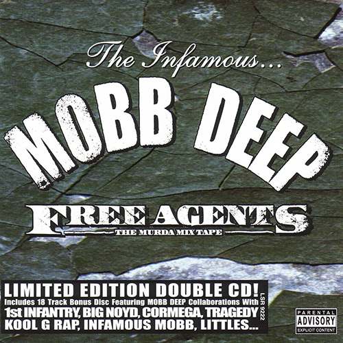 Mobb Deep – Free Agents: The Murda Mixtape