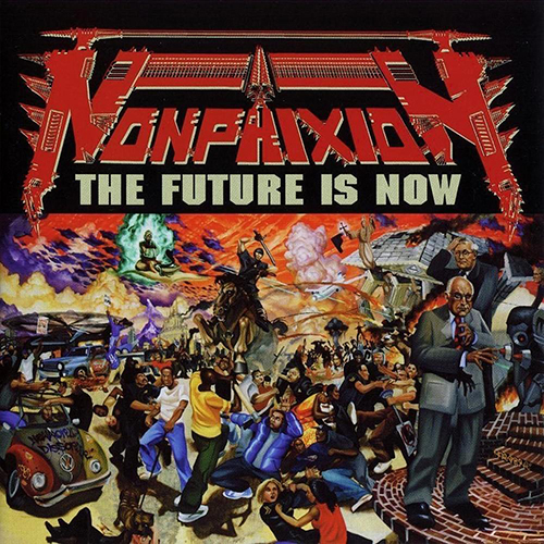 Non Phixion – The Future Is Now