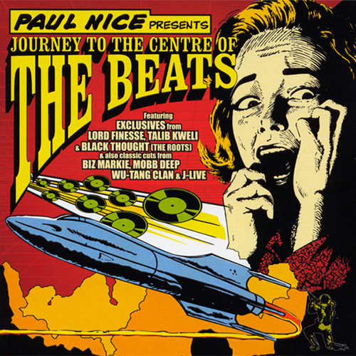 Paul Nice – Journey To The Centre Of The Beats