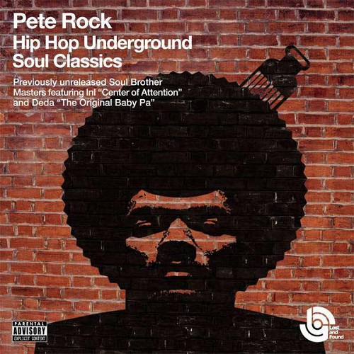 Pete Rock – Lost And Found: Hip Hop Underground Soul Classics