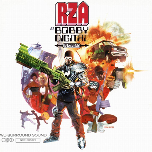 The RZA as Bobby Digital – In Stereo