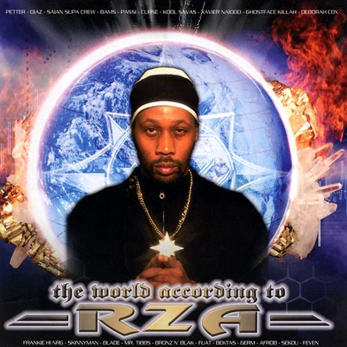 The RZA – The World According To RZA