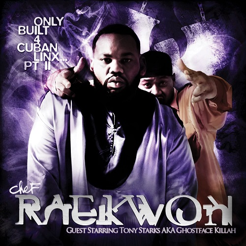 Raekwon – Only Built 4 Cuban Linx… Pt. II
