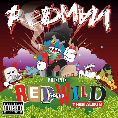 Redman – Red Gone Wild Thee Album