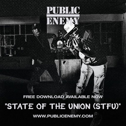 """State Of The Union (STFU)"" e' il nuovo video dei Public Enemy"