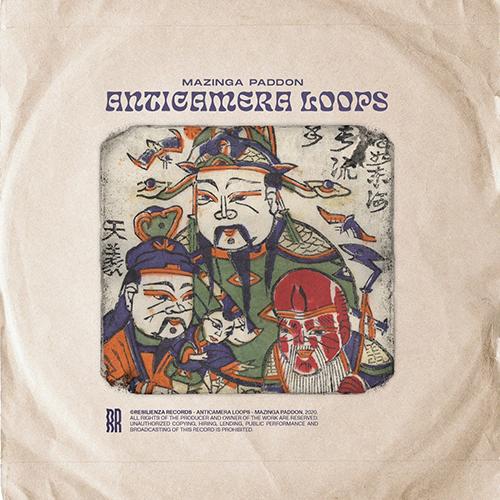 """Resilienza Records pubblica """"Anticamera loops"""" di Mazinga Paddon"""