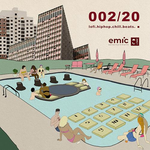 """""""002/20"""" e' la compilation tutta italiana di Hip-Hop lo-fi"""
