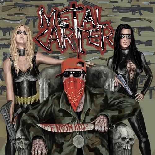 """""""Fresh kill"""" di Metal Carter uscira' il prossimo 16 ottobre"""