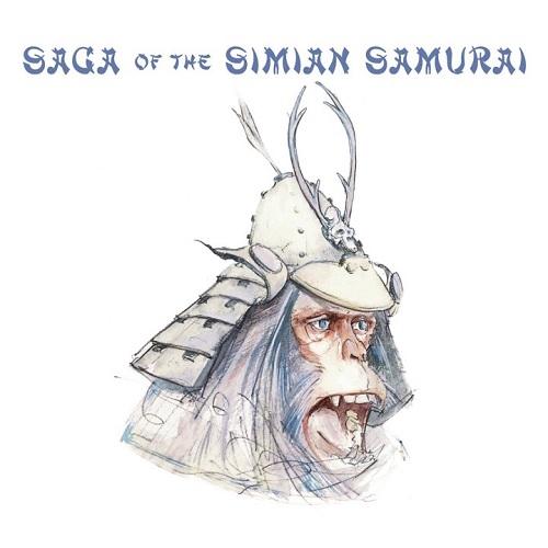 TomC3 & Prince Po – Saga Of The Simian Samurai