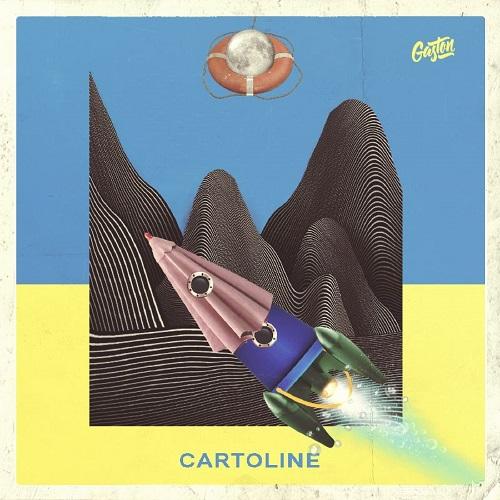 """Gaston pubblica """"Cartoline"""""""