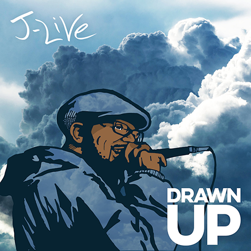 "J-Live pubblica ""Drawn Up"""