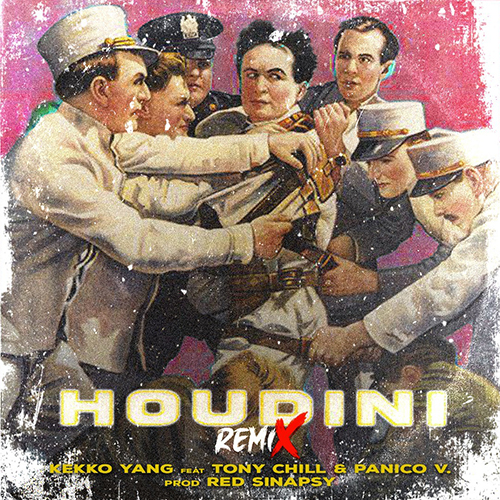 "Just Music Promotion pubblica ""Houdini (remix)"" di Kekko Yang, Tony Chill e Panico V"