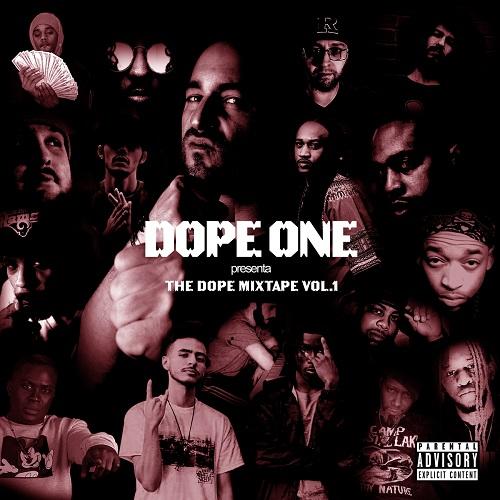 """""""The Dope mixtape vol. 1"""" e' il nuovo progetto di Dope One"""