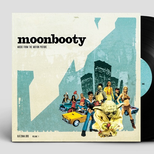 "Aldebaran Records ristampa in vinile ""Moonbooty"" di Katzuma/Deda"