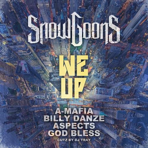 """Gli Snowgoons annunciano il loro nuovo album con """"We Up"""""""