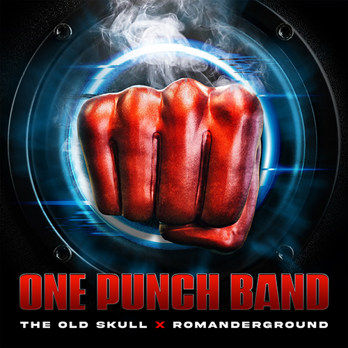 """One punch band"" e' il nuovo video dei The Old Skull con i Romanderground"