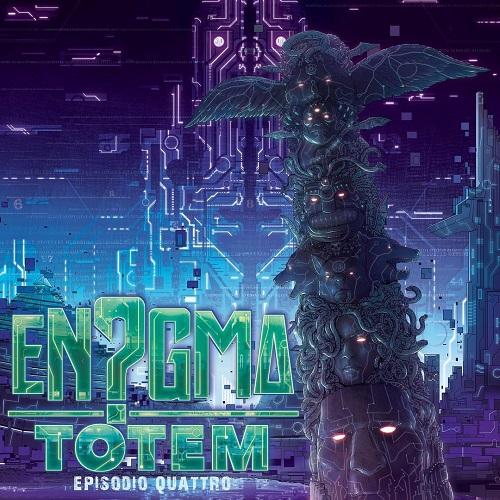 """En?gma pubblica l'episodio 4 di """"Totem"""""""