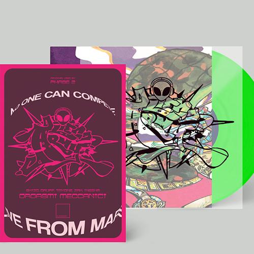 """Aldebaran Records ristampa in vinile """"Orgasmi meccanici"""" del collettivo Alien Army"""