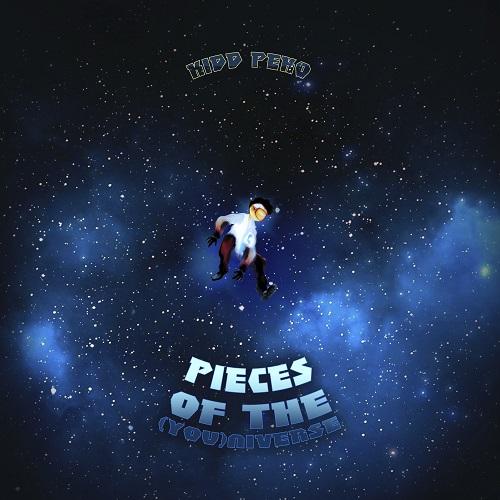 """""""Pieces of the (you)niverse"""" e' il nuovo album di Kidd Peko"""