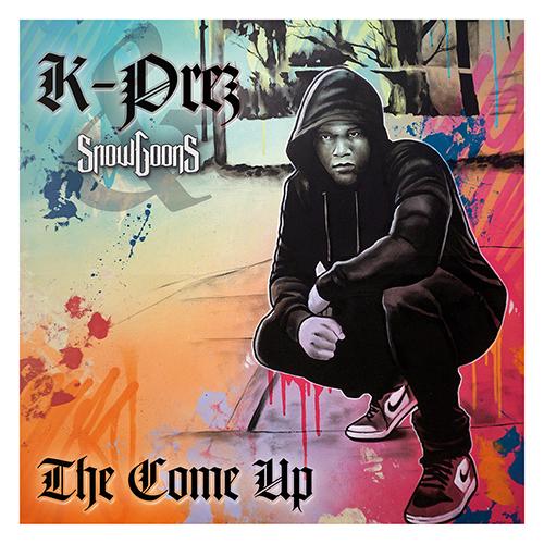 """""""The Come Up"""" e' il nuovo EP di K-Prez e gli Snowgoons"""