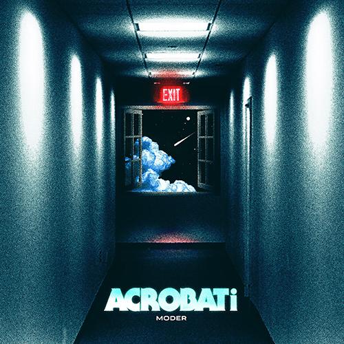 """""""Acrobati"""" e' il nuovo EP di Moder"""