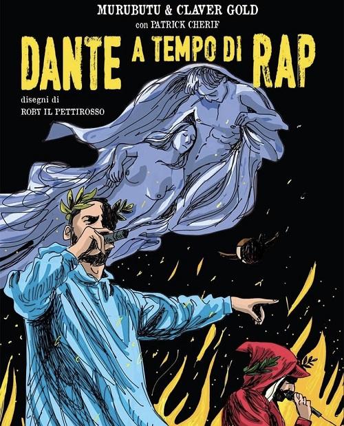 """""""Infernvm"""" di Murubutu e Claver Gold diventa un libro in """"Dante a tempo di Rap"""""""