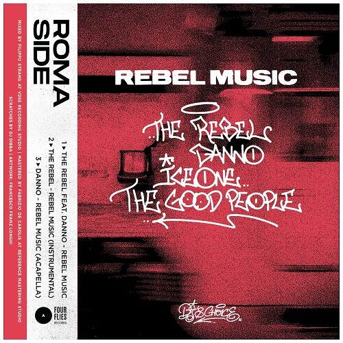 """""""Rebel music"""" e' il nuovo video di The Rebel e Danno"""