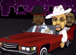 Big Boi Pimpc e C Gucci Mane