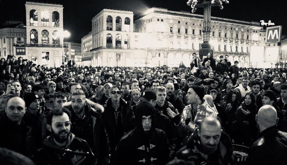 Quentin 40, Alessandro Borgia, Achille Lauro, Boss Doms, Gemitaiz