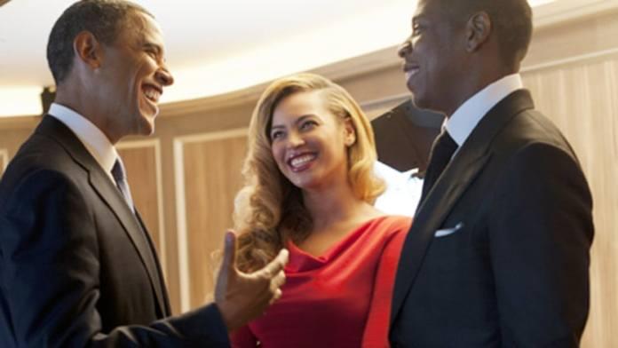 Jay Z Obama