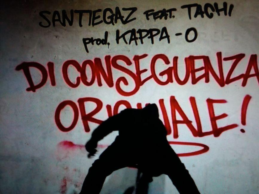 Di conseguenza originale Santiegaz