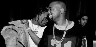 Kanye West Travis Scott