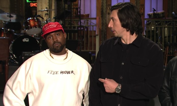 Kanye West Saturday Night Live