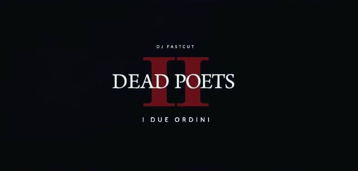 Dj FastCut Dead Poets 2