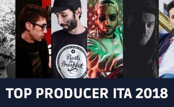 I migliori producer italiani 2018