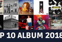 migliori dischi rap pubblicati in America nel 2018