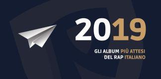 2019 Album rap Italia