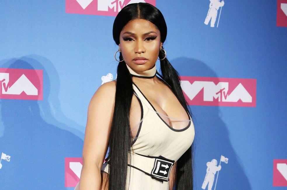 Nicki Minaj annuncia il ritiro