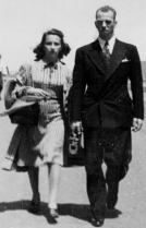 My father and his wife Maxine, circa 1930