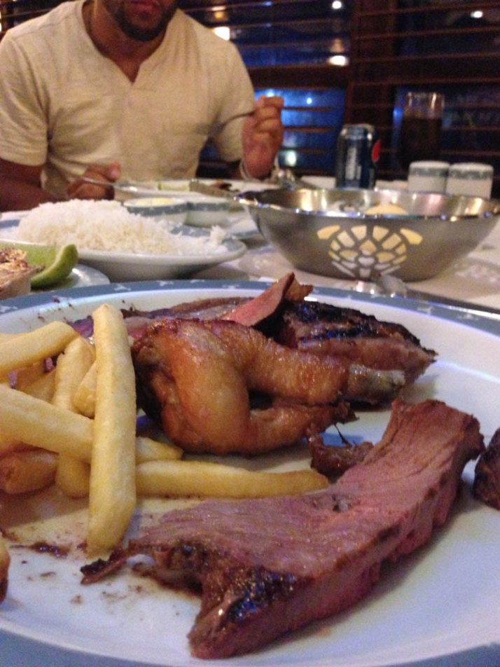 What would a trip to Brazil be without at least one visit to a churrascaria?