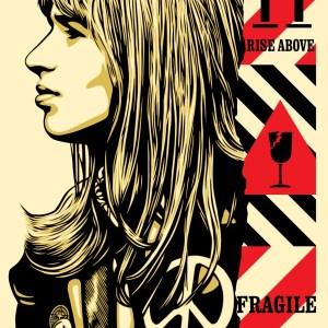 Fragile Peace - Shepard Fairey - RapportArt Galerie