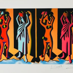Mark Kostabi - Food Chain - Rapport'Art