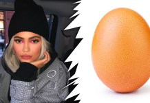 kylie jenner-oeuf