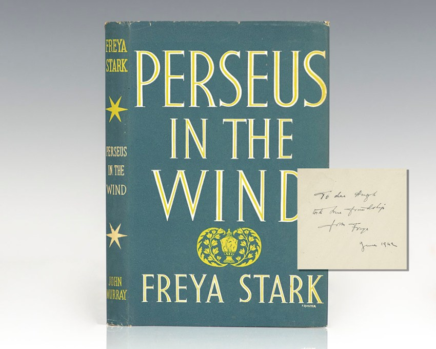 Perseus in the Wind.