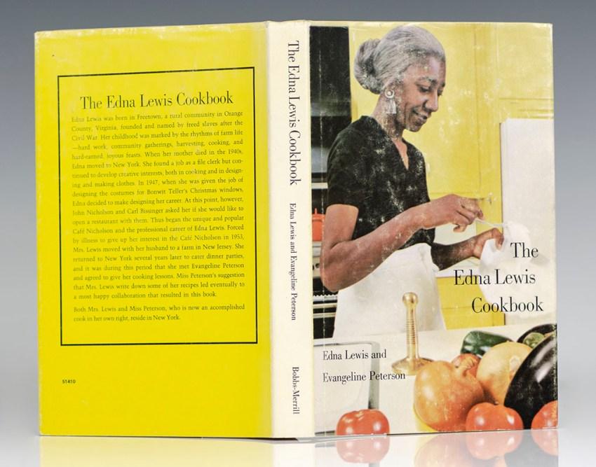 The Edna Lewis Cookbook.