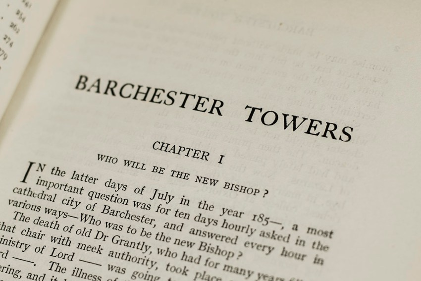 Barchester Towers.